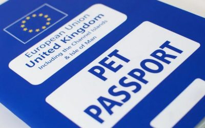 Pet Travel Scheme and Pet Passports IMPORTANT NEW GUIDELINES